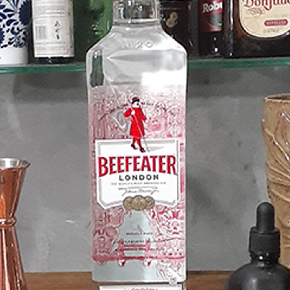Gin - Beefeater - 750 ml  - DRUNK DOG DELIVERY