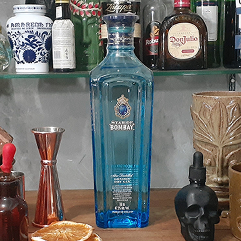 Gin - Bombay - Star Of Bombay - 750 ml  - DRUNK DOG DELIVERY