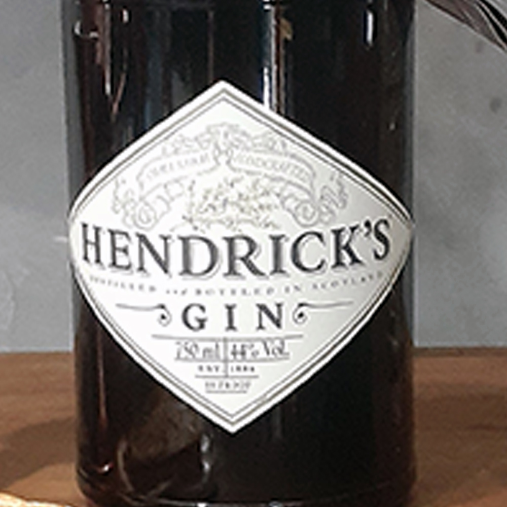 Gin - Hendrinx - 750 ml  - DRUNK DOG DELIVERY