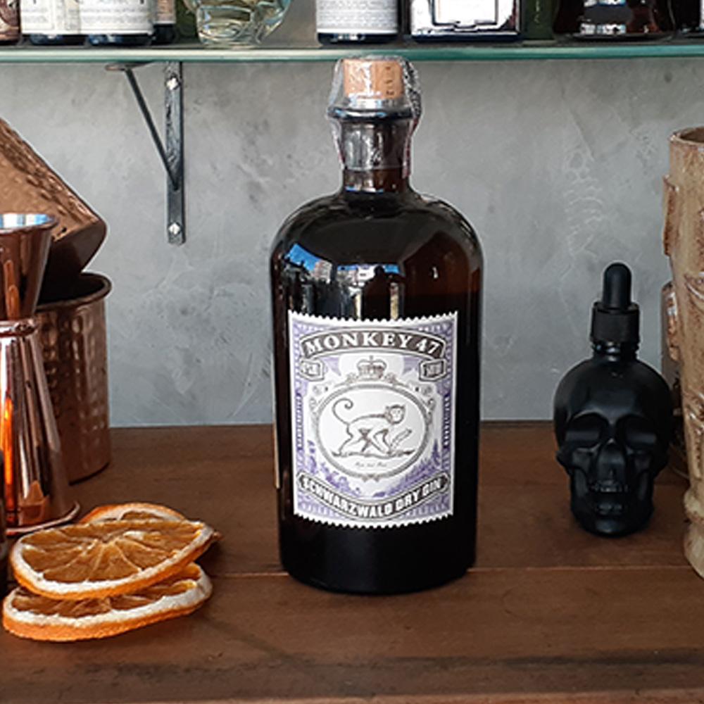 Gin - Monkey  47 - 500 ml  - DRUNK DOG DELIVERY