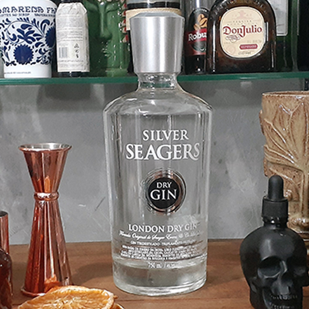 Gin - Seagers - London Dry - 750 ml  - DRUNK DOG DELIVERY