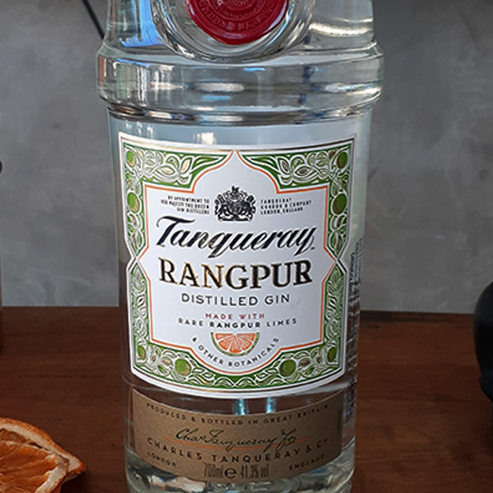 Gin - Tanqueray - Rangpur - 700 ml  - DRUNK DOG DELIVERY