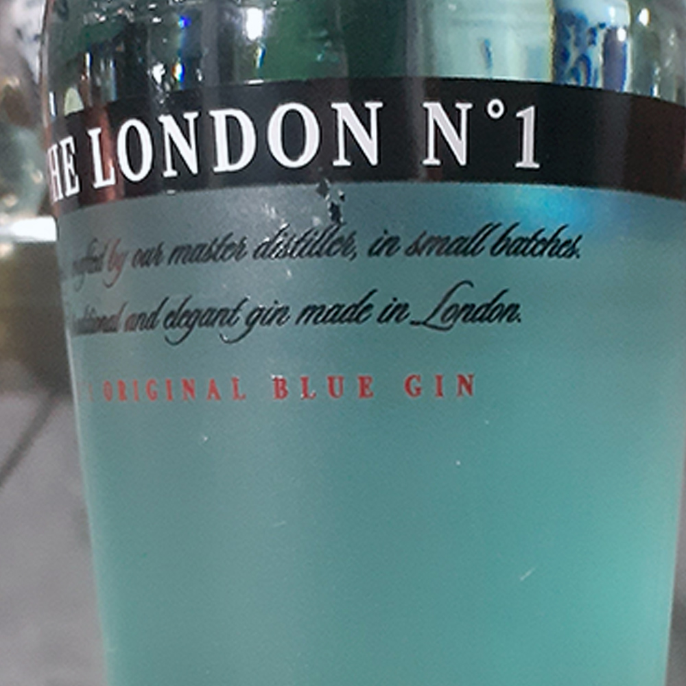 Gin - The London N1 - 700 ml  - DRUNK DOG DELIVERY