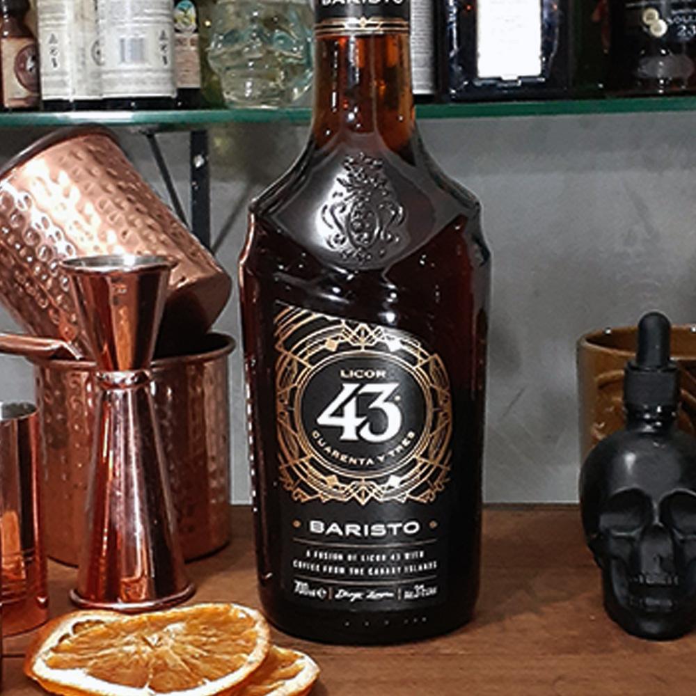 Licor - 43 (Cua. Y Tres) - Baristo - 700 ml  - DRUNK DOG DELIVERY