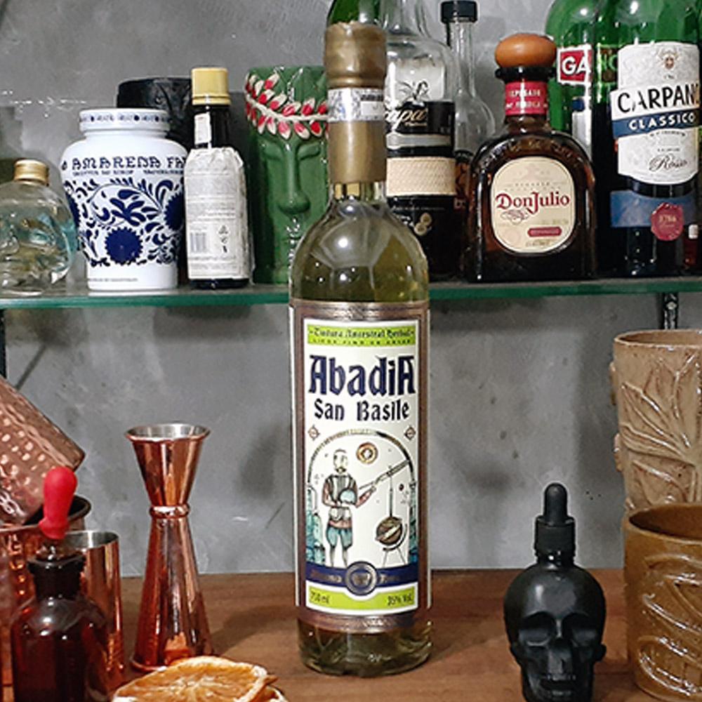 Licor - Abadia - San Basile - 750 ml  - DRUNK DOG DELIVERY