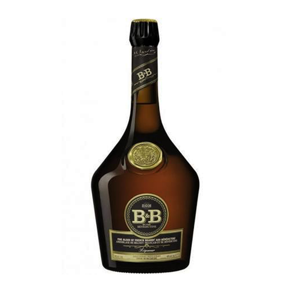 Licor - Benedictine - B And B - 750 ml  - DRUNK DOG DELIVERY