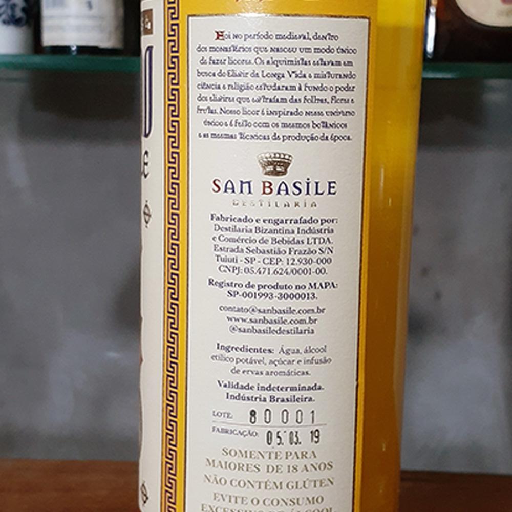 Licor - Bizantino - San Basile - 750 ml  - DRUNK DOG DELIVERY