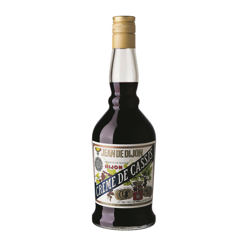 Licor - Cassis - Jean de Dijon - 670 ml  - DRUNK DOG DELIVERY
