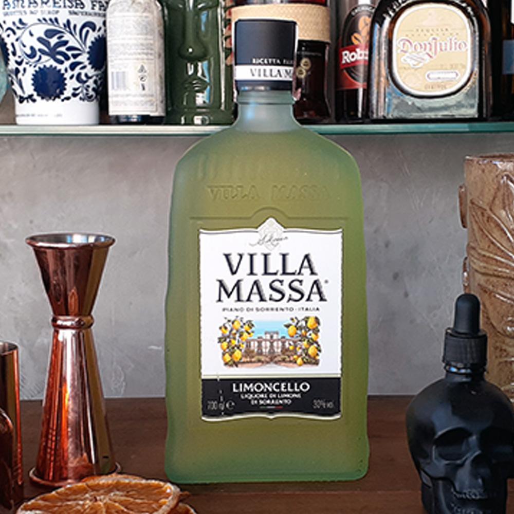 Licor - Limoncello - Villa Massa 700 ml  - DRUNK DOG DELIVERY