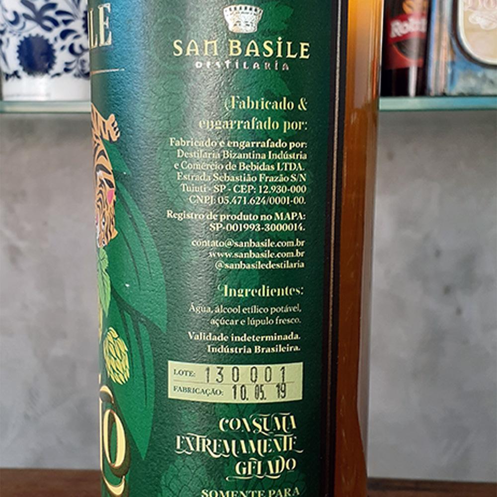 Licor - Lúpulo - San Basile - 750 ml  - DRUNK DOG DELIVERY
