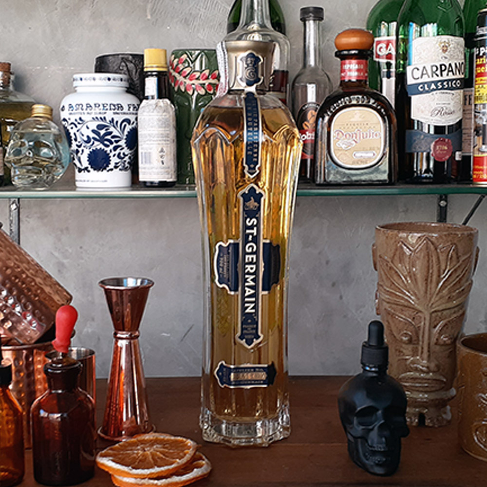 Licor - ST Germain - 750 ml  - DRUNK DOG DELIVERY