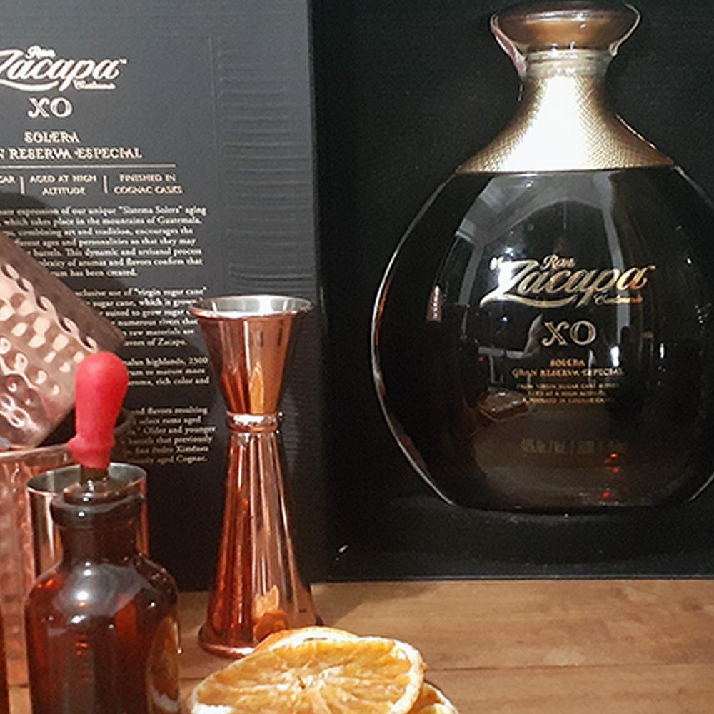 Rum - Zacapa - XO - 750 ml  - DRUNK DOG DELIVERY