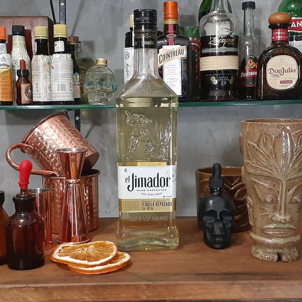Tequila - El Jimador - Ouro - 750 ml  - DRUNK DOG DELIVERY