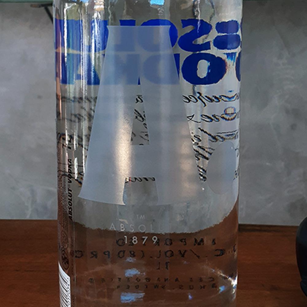 Vodca - Absolut - Natural - 1 lt  - DRUNK DOG DELIVERY