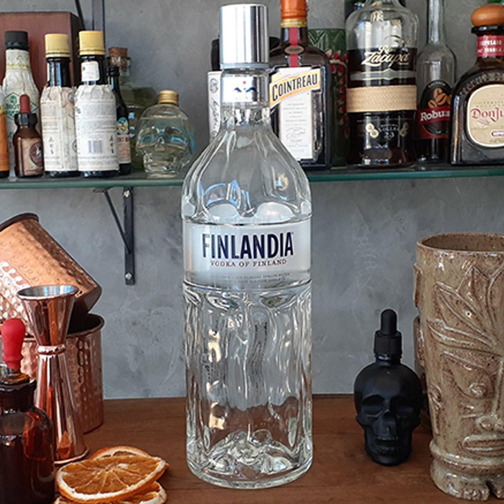 Vodca - Finlândia - 1 lt  - DRUNK DOG DELIVERY