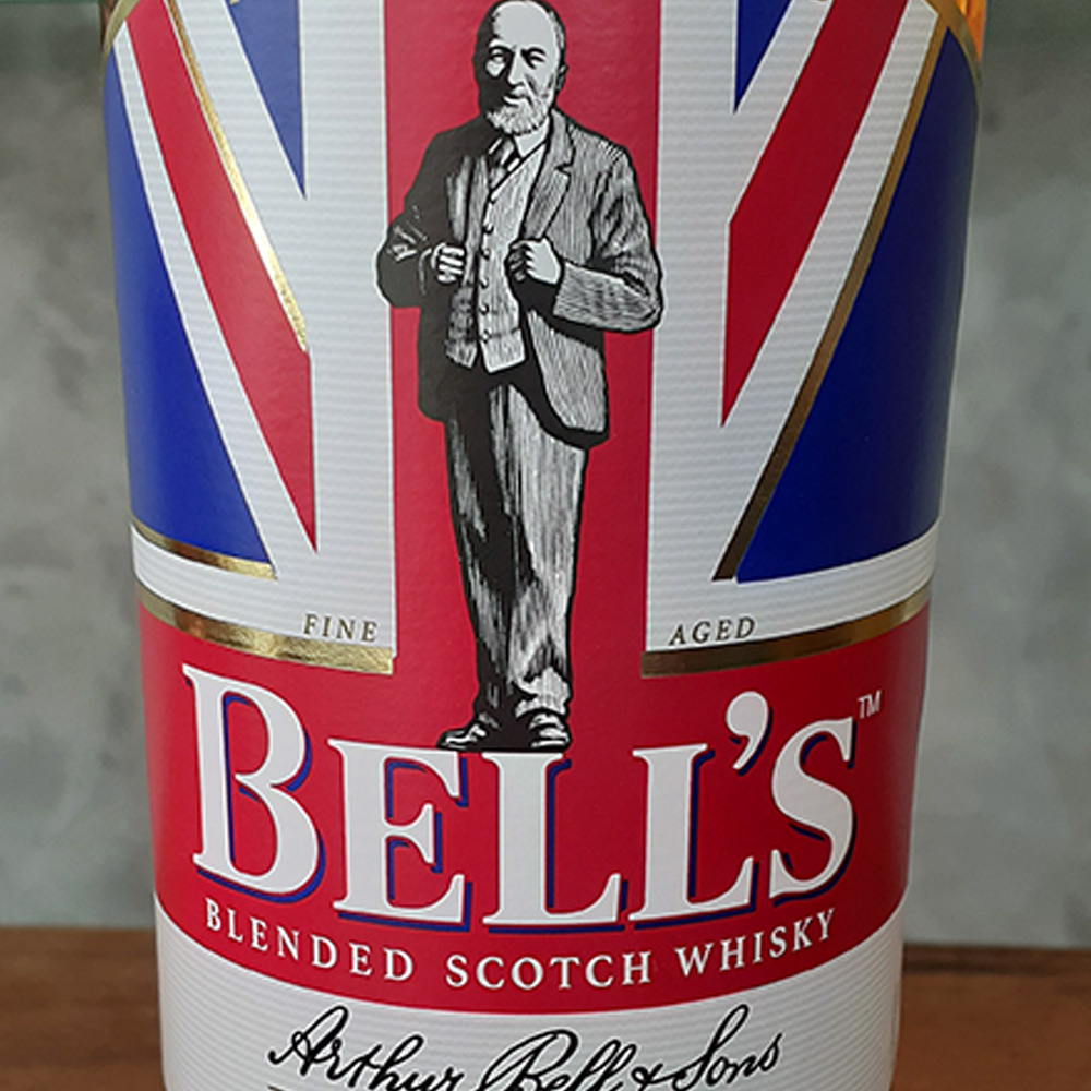 Whisky - Bell´s - 700 ml  - DRUNK DOG DELIVERY