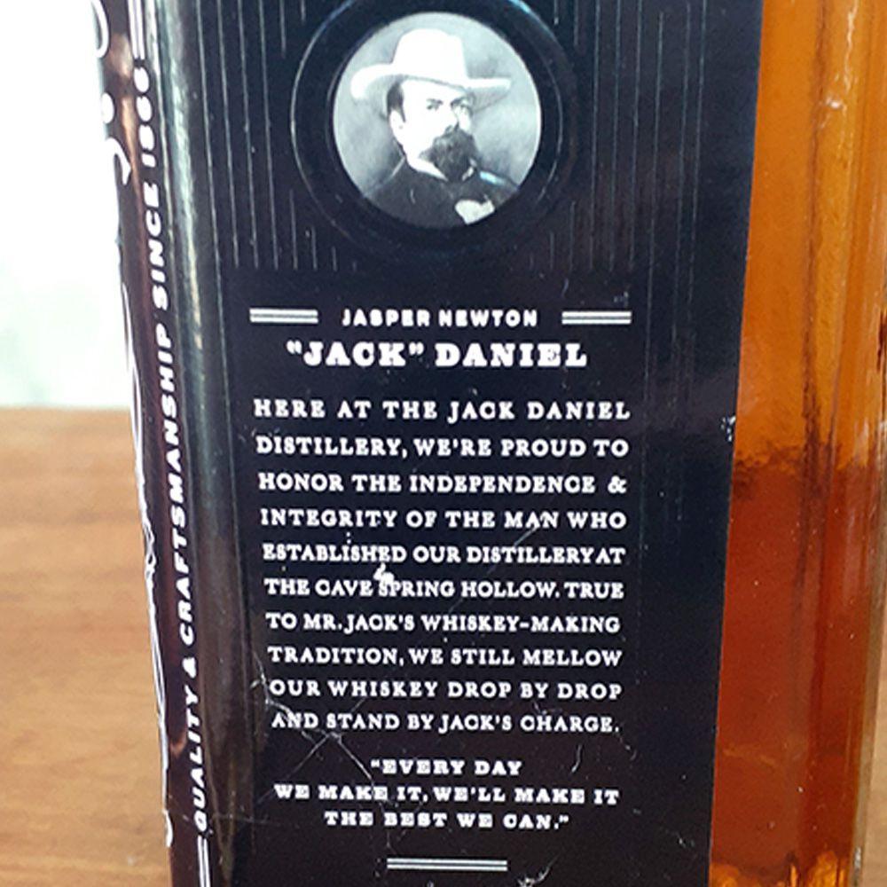 Whiskey Jack Daniels - Miniaturas - 375 ml  - DRUNK DOG DELIVERY