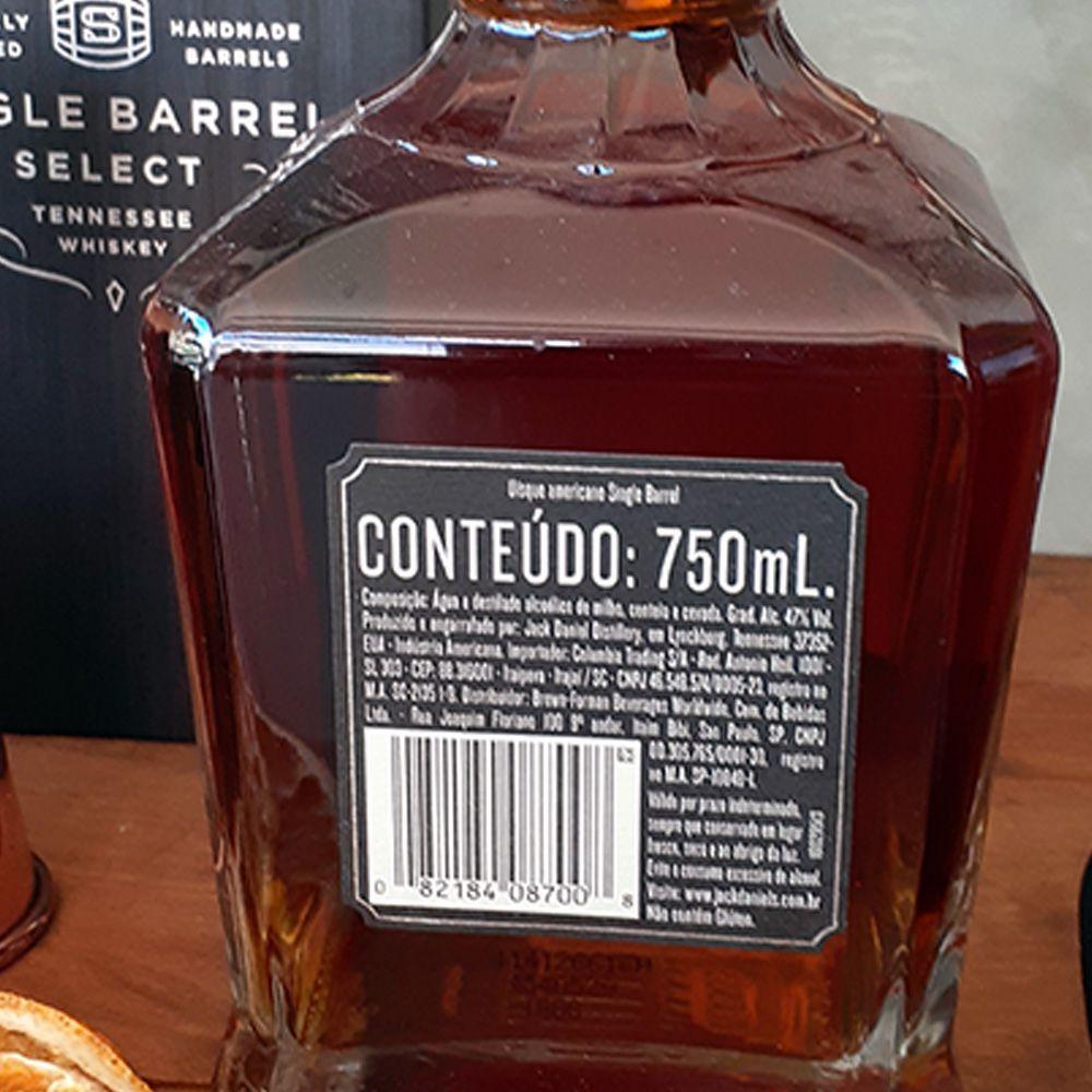 Whiskey Jack Daniels Single Barrel  - 750 ml  - DRUNK DOG DELIVERY
