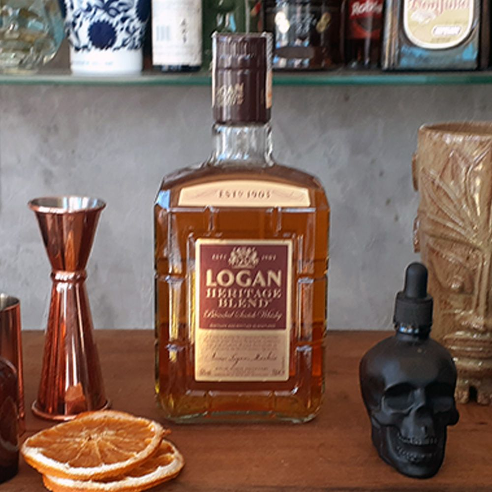 Whisky Logan - 700 ml  - DRUNK DOG DELIVERY