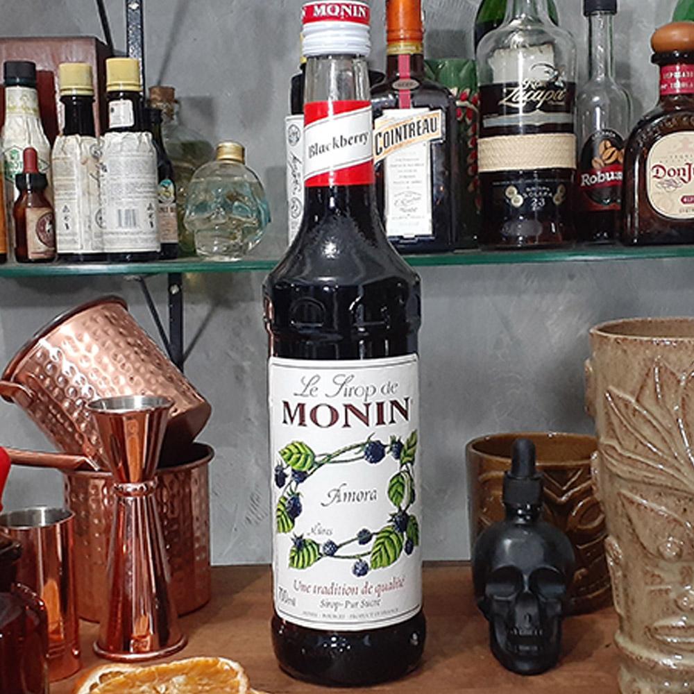 Xarope - Monin - Amora - 700 ml  - DRUNK DOG DELIVERY