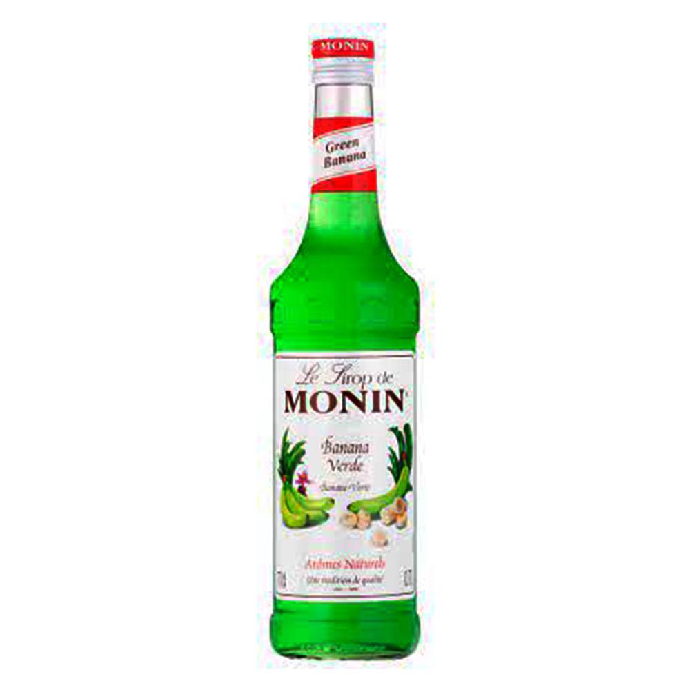 Xarope - Monin - Banana Verde - 700 ml  - DRUNK DOG DELIVERY