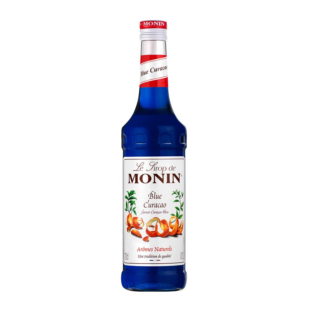 Xarope - Monin - Curaçau Blue - 700 ml  - DRUNK DOG DELIVERY