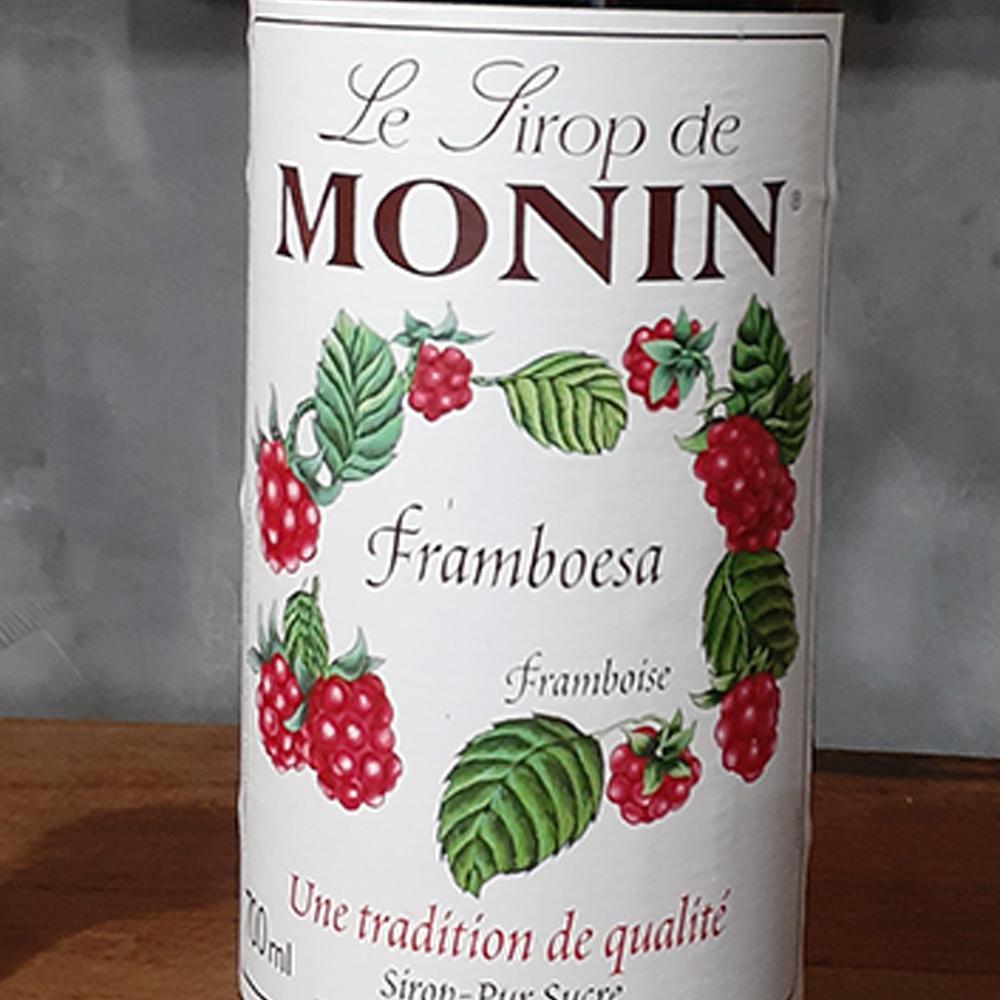 Xarope - Monin - Framboesa - 700 ml  - DRUNK DOG DELIVERY