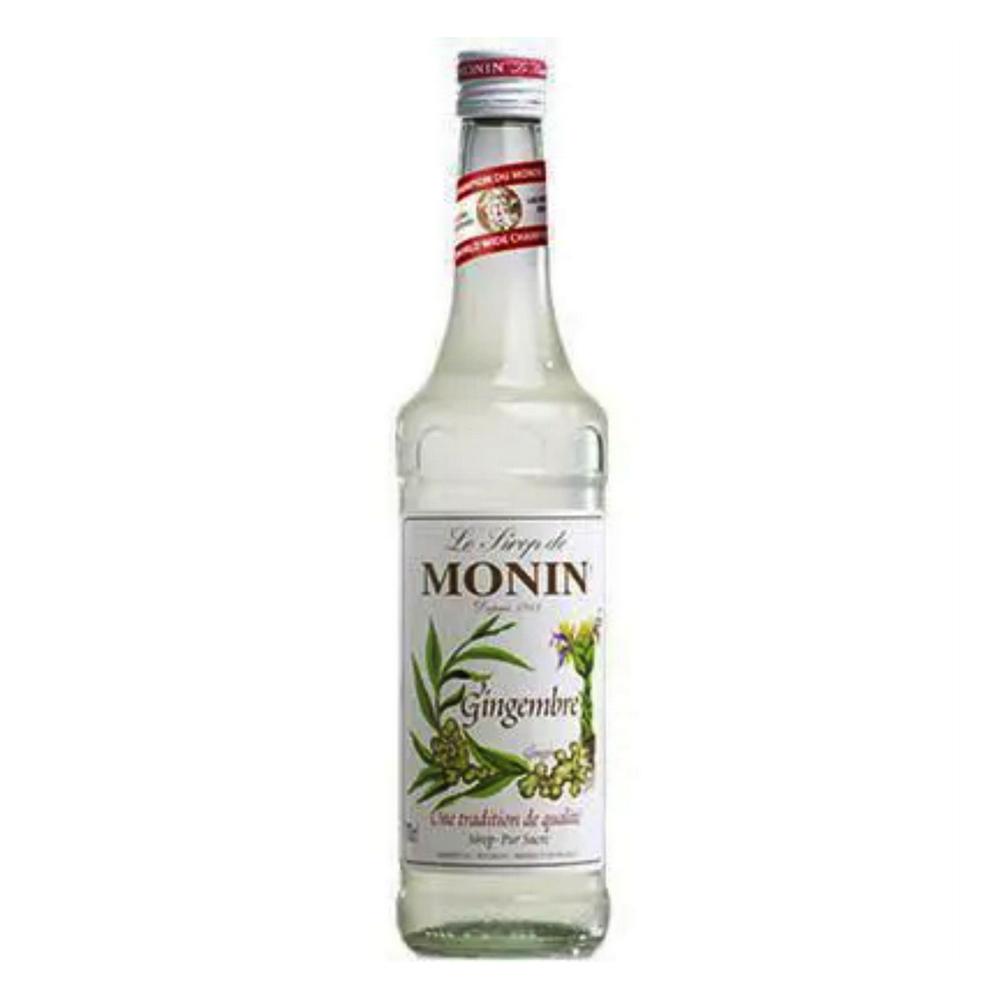 Xarope - Monin - Gengibre - 700 ml  - DRUNK DOG DELIVERY