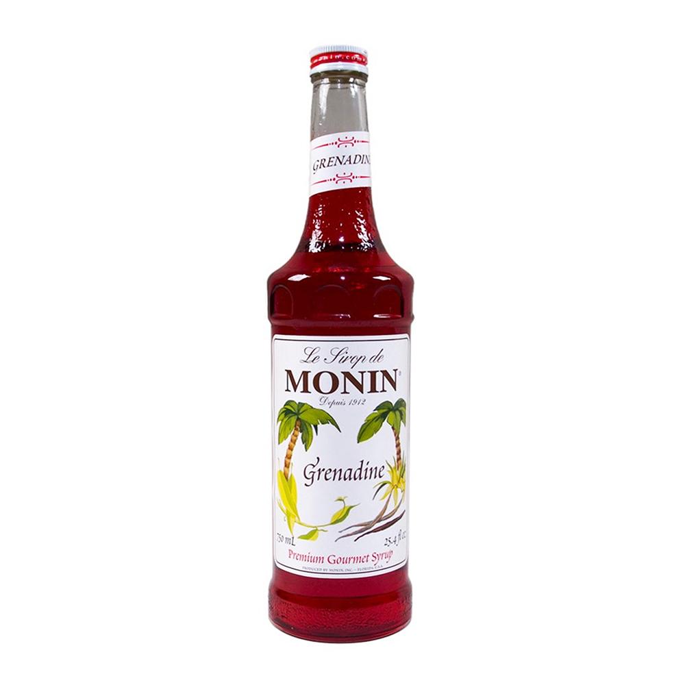Xarope - Monin - Grenadine - 700 ml  - DRUNK DOG DELIVERY