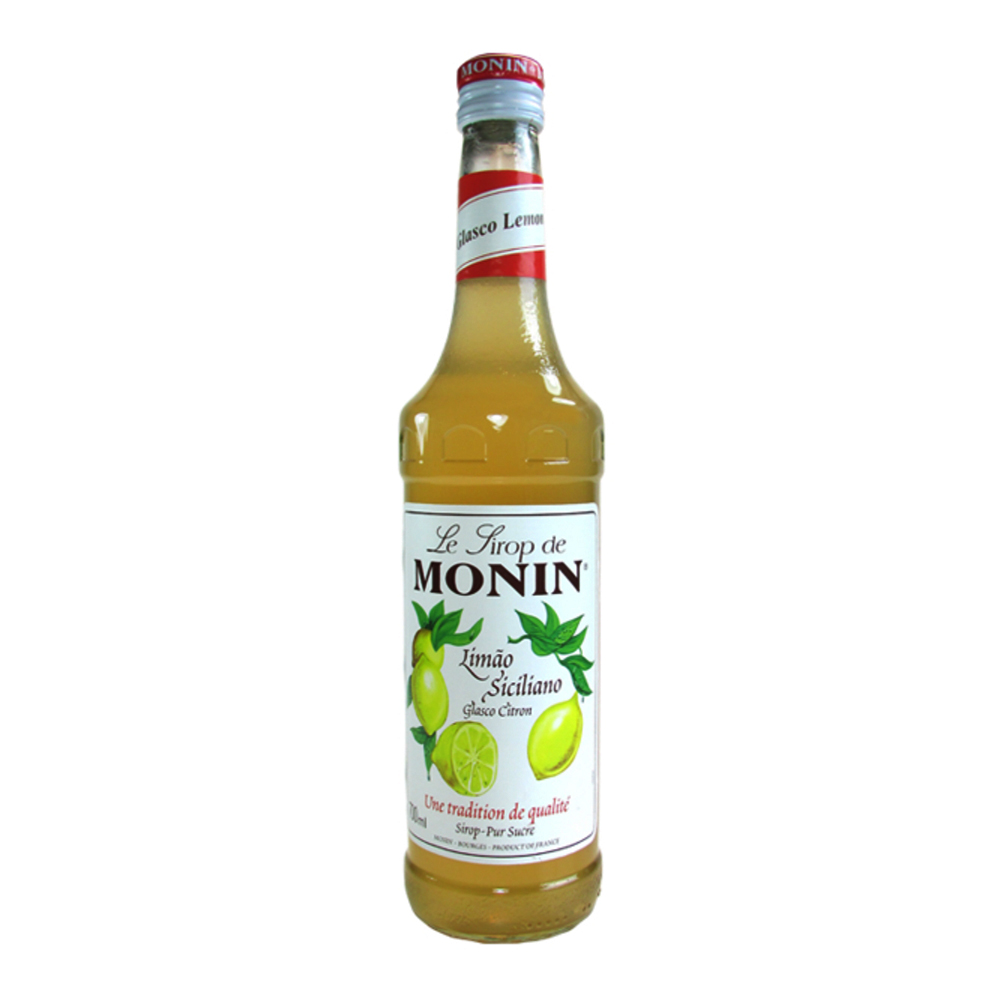 Xarope - Monin - Limão Siciliano - 700 ml  - DRUNK DOG DELIVERY