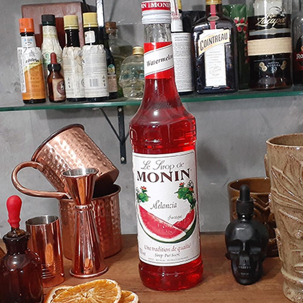 Xarope - Monin - Melancia - 700 ml  - DRUNK DOG DELIVERY