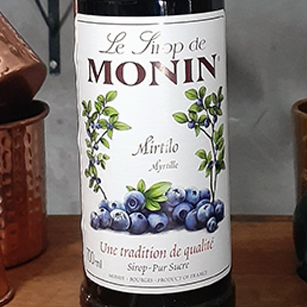 Xarope - Monin - Mirtilo - 700 ml  - DRUNK DOG DELIVERY