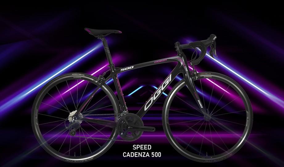 Bicicleta Oggi Cadenza 500 Speed