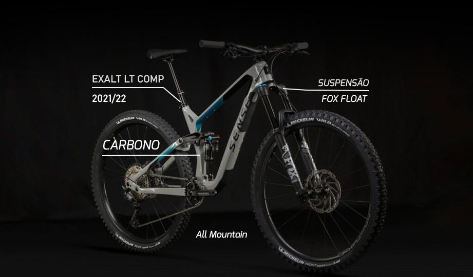 Bicicleta 29 Sense EXALT LT COMP 21-22