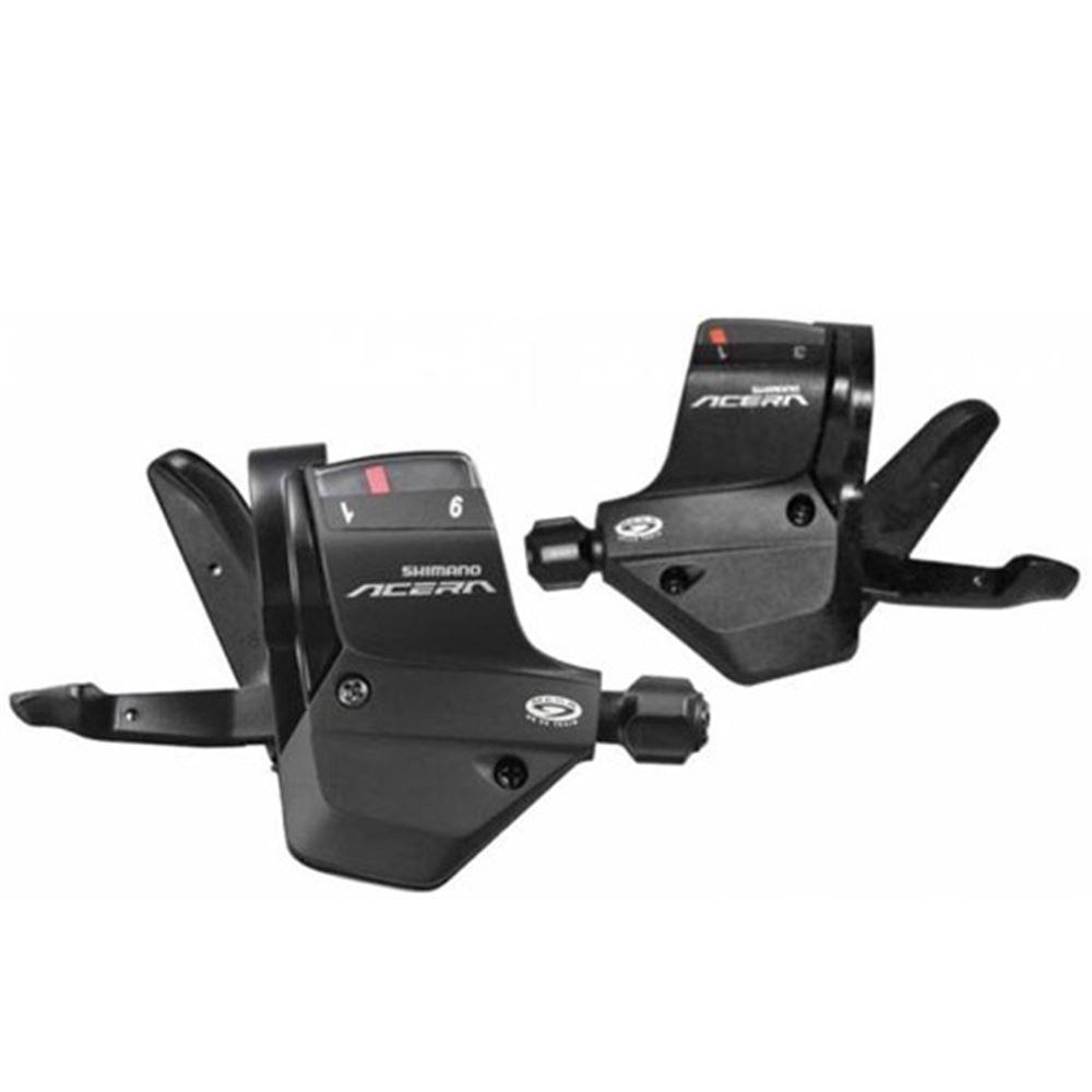 Alavanca Cambio Shimano Acera M390 De 27 Velocidades