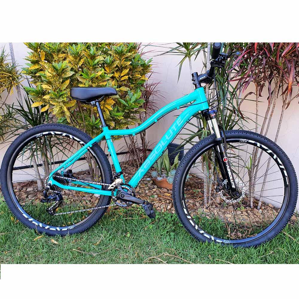 Bicicleta 29 Absolute Hera 18 Velocidades Freios Hidráulico Cores