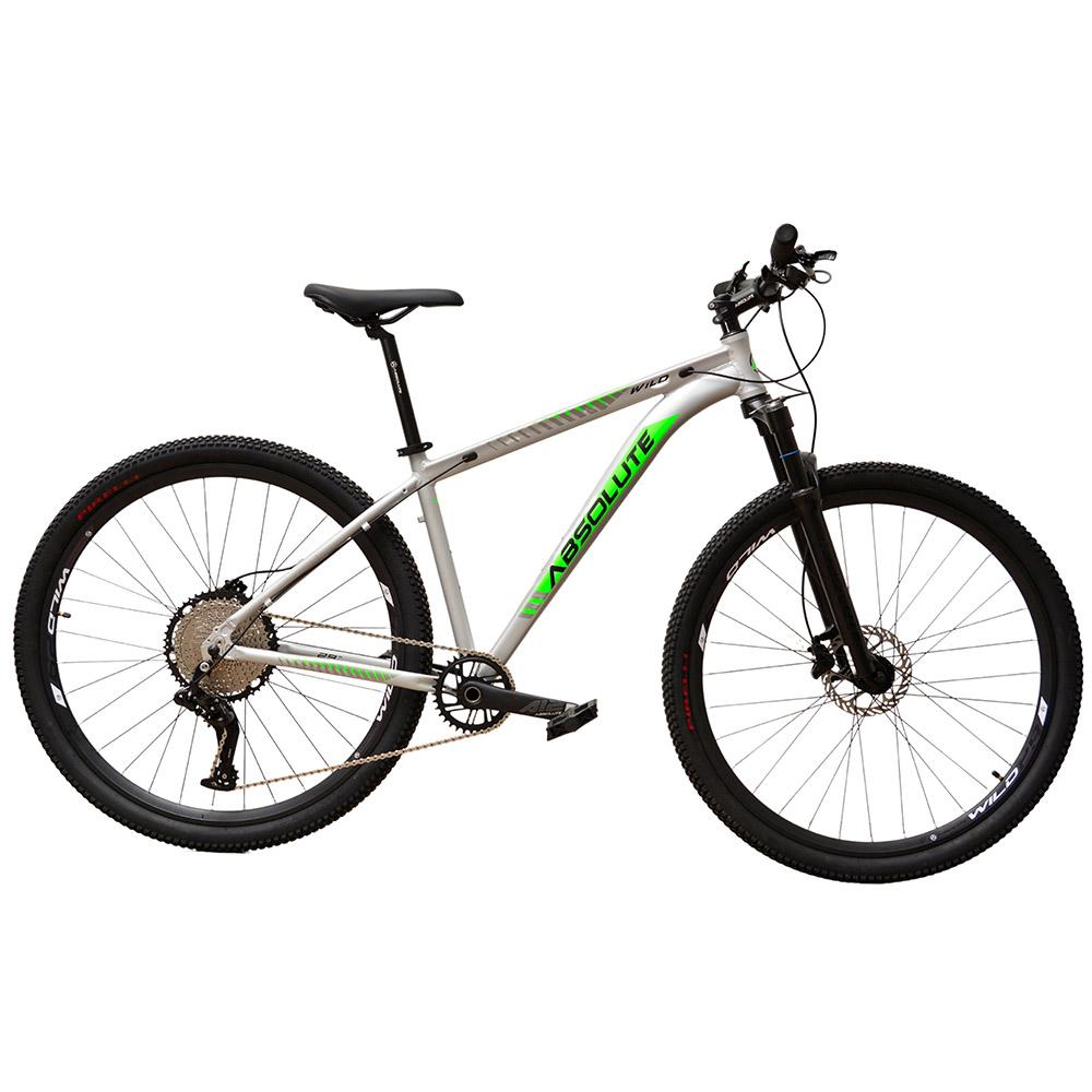 Bicicleta 29 Absolute Wild Prime 1x12 Grafite Tamanho 17