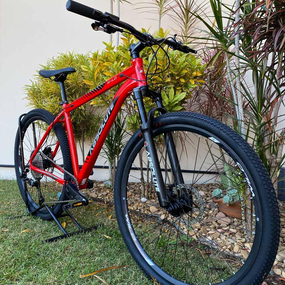 Bicicleta 29 Absolute Wild Start 1x12 Vermelho Tamanho 19