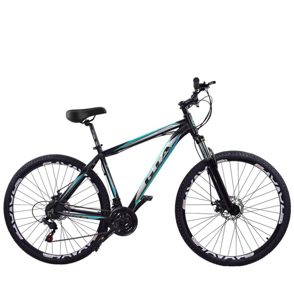 Bicicleta 29 GTA NX9 21 Vel. Preto/Azul Tam. 17