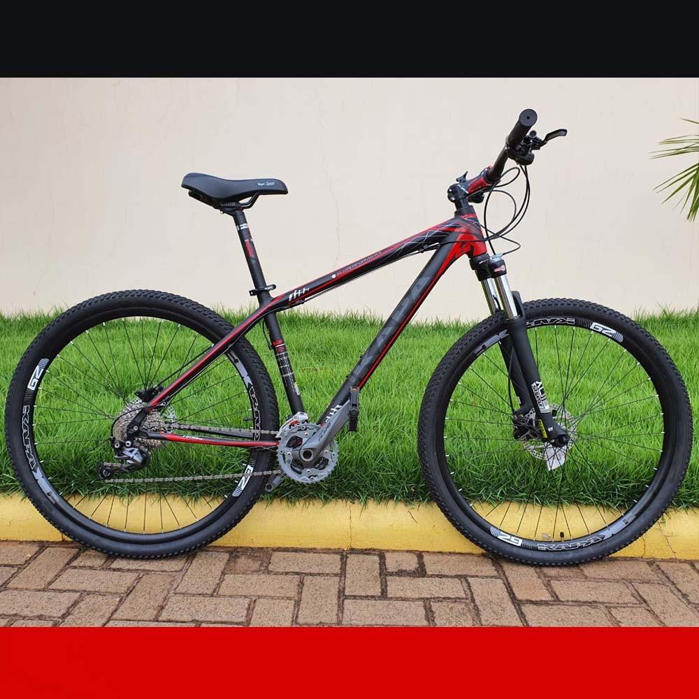 Bicicleta 29 KAPA XC22 Shimano Alivio Tamanho 17.5