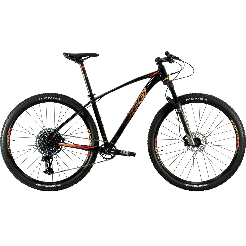 Bicicleta 29 Oggi 7.5 2021 Sram GX 12 Velocidades Tamanho 19