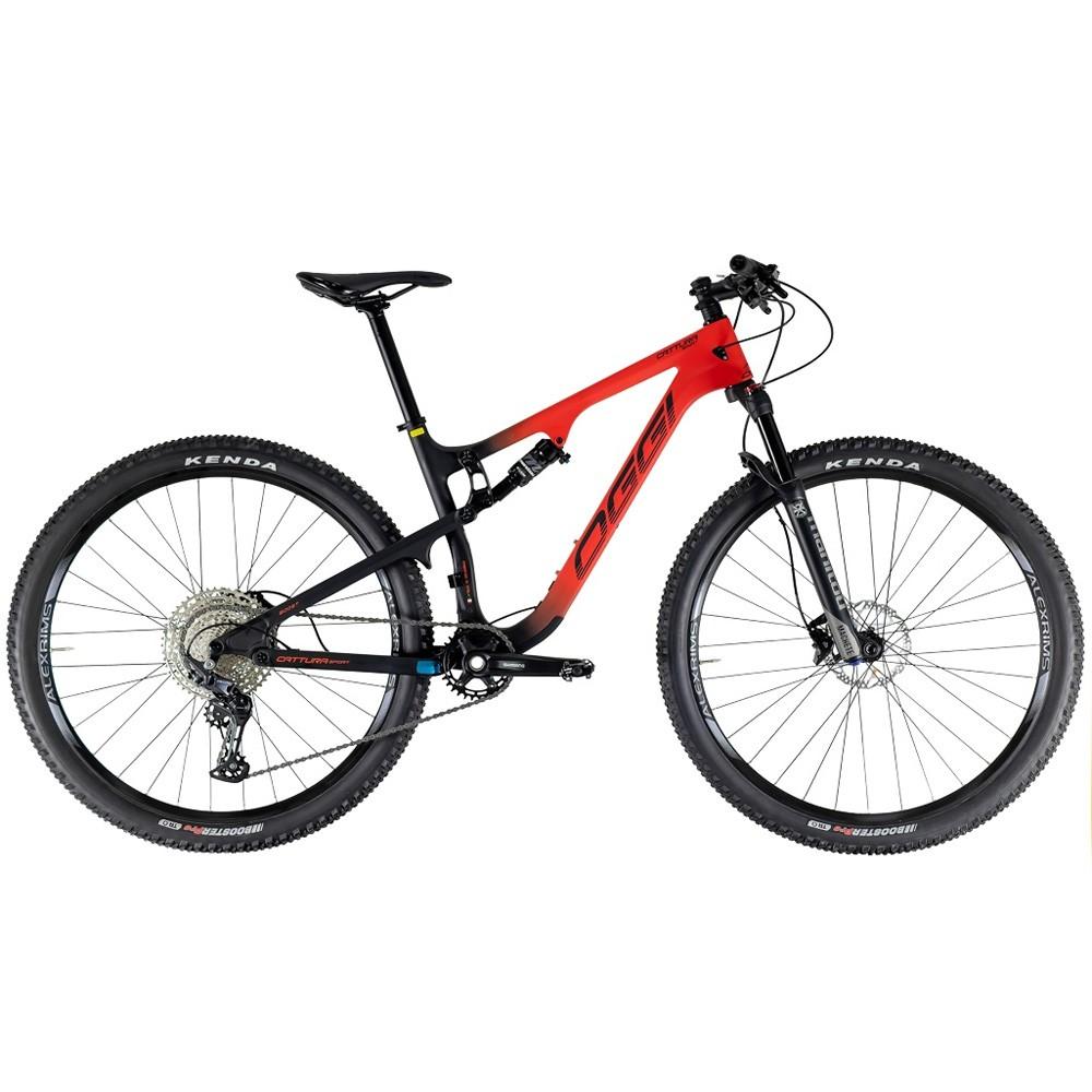 Bicicleta 29 Oggi Cattura Sport 2021 Deore 12v Tamanho 17
