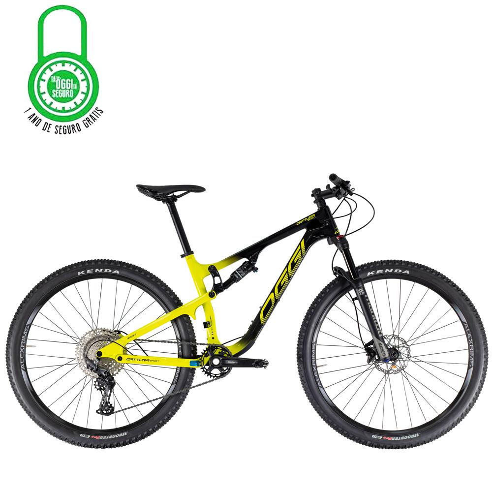 Bicicleta 29 Oggi Cattura Sport 2021 Deore 12v  Tamanho 19