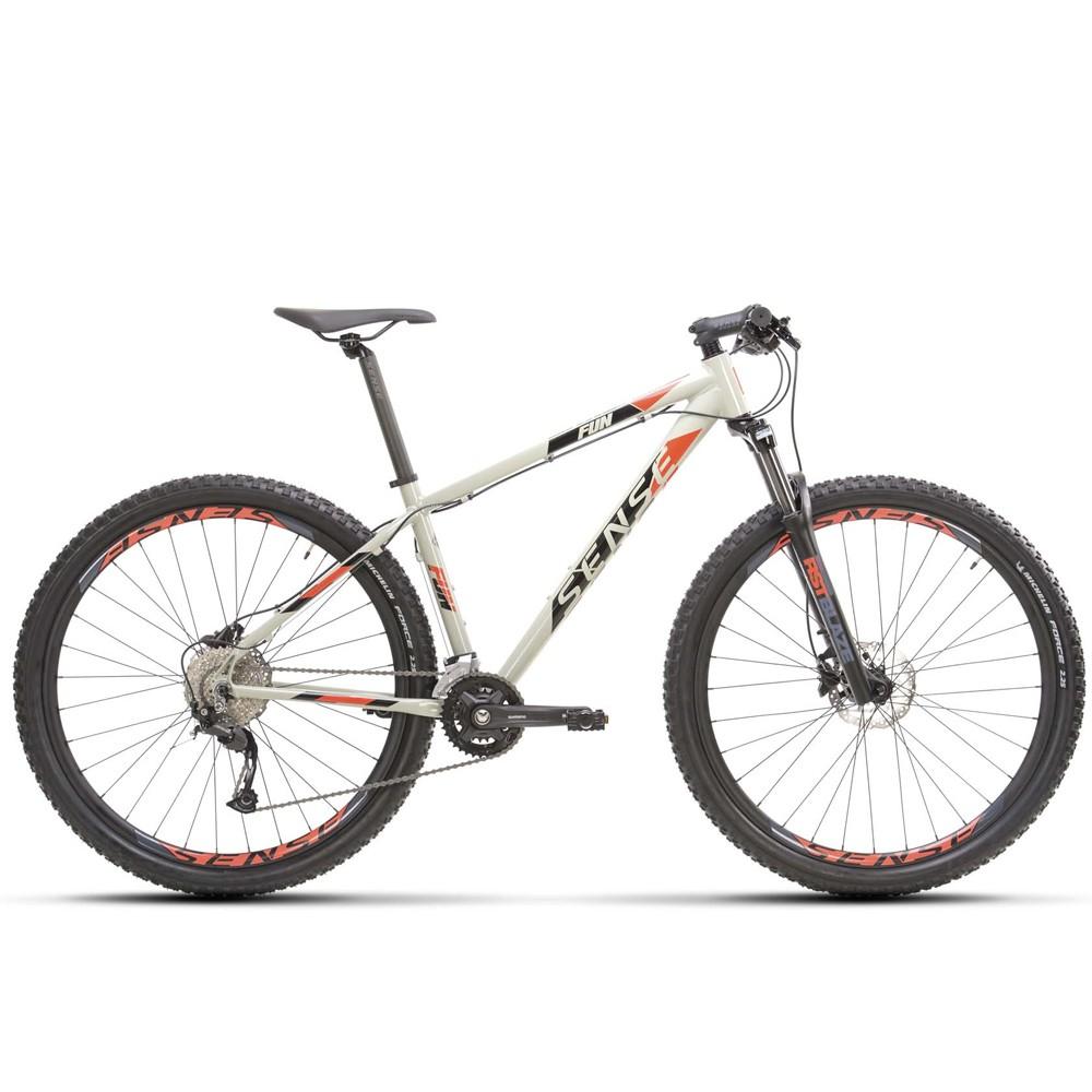 Bicicleta 29 Sense Fun Evo Shimano Alivio 18v 2021/22 M