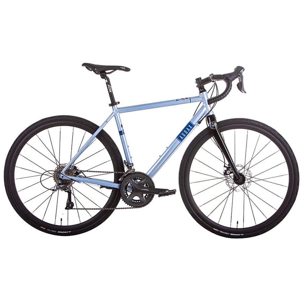 Bicicleta 700 Audax Ventus 1000 Adventure 16 Velocidades Tamanho 55