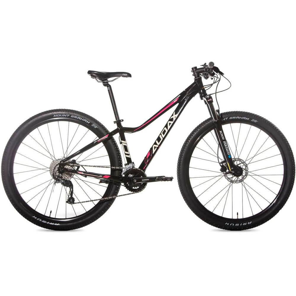 Bicicleta Audax ADX 101 Shimano 18 Velocidades Tamanho 15