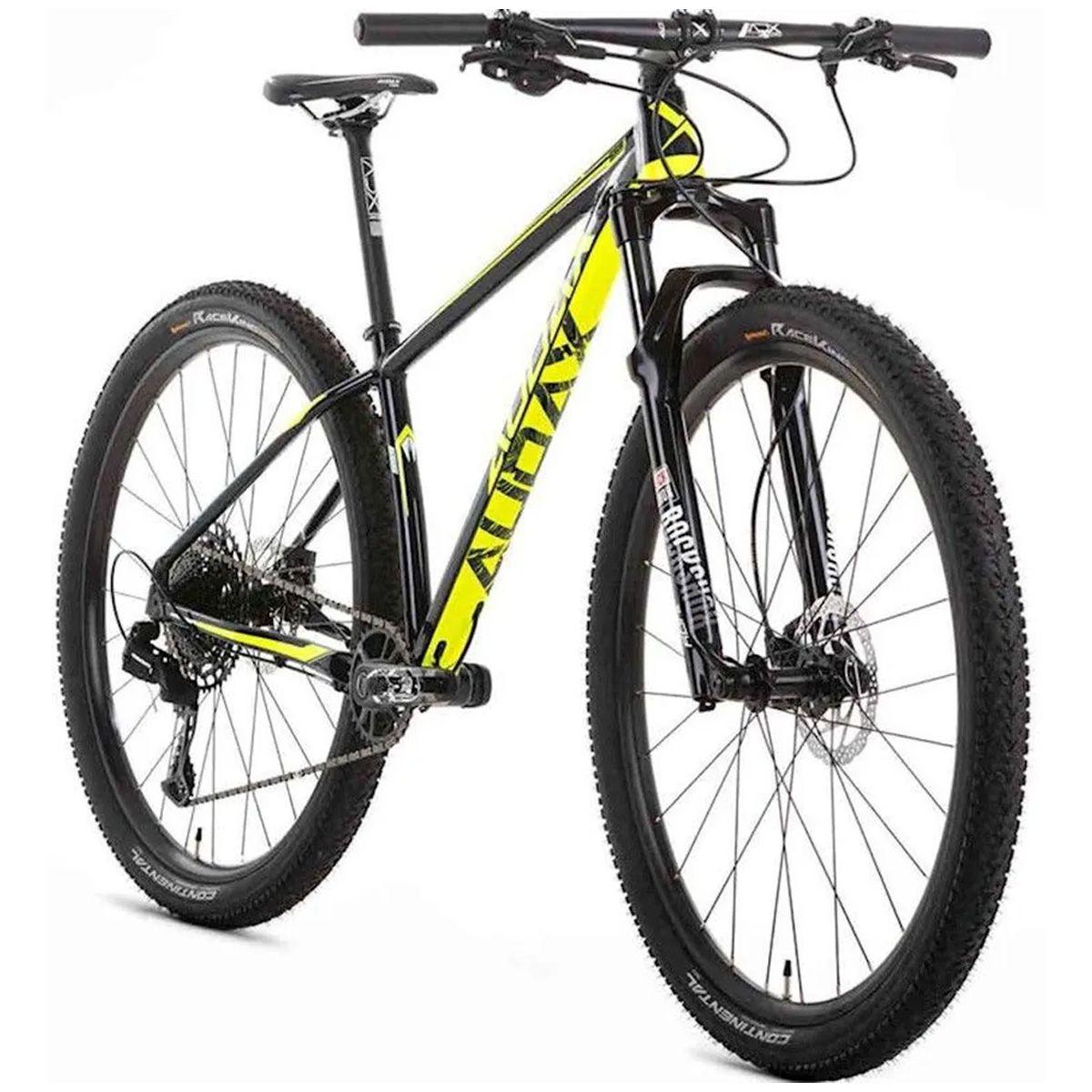 Bicicleta Audax Auge 555 Sram SX 12 Velocidades 2020 Tamanho 19