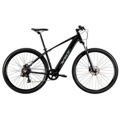 Bicicleta Eletrica Oggi Big Wheel 8.0 Preto e Grafite T17