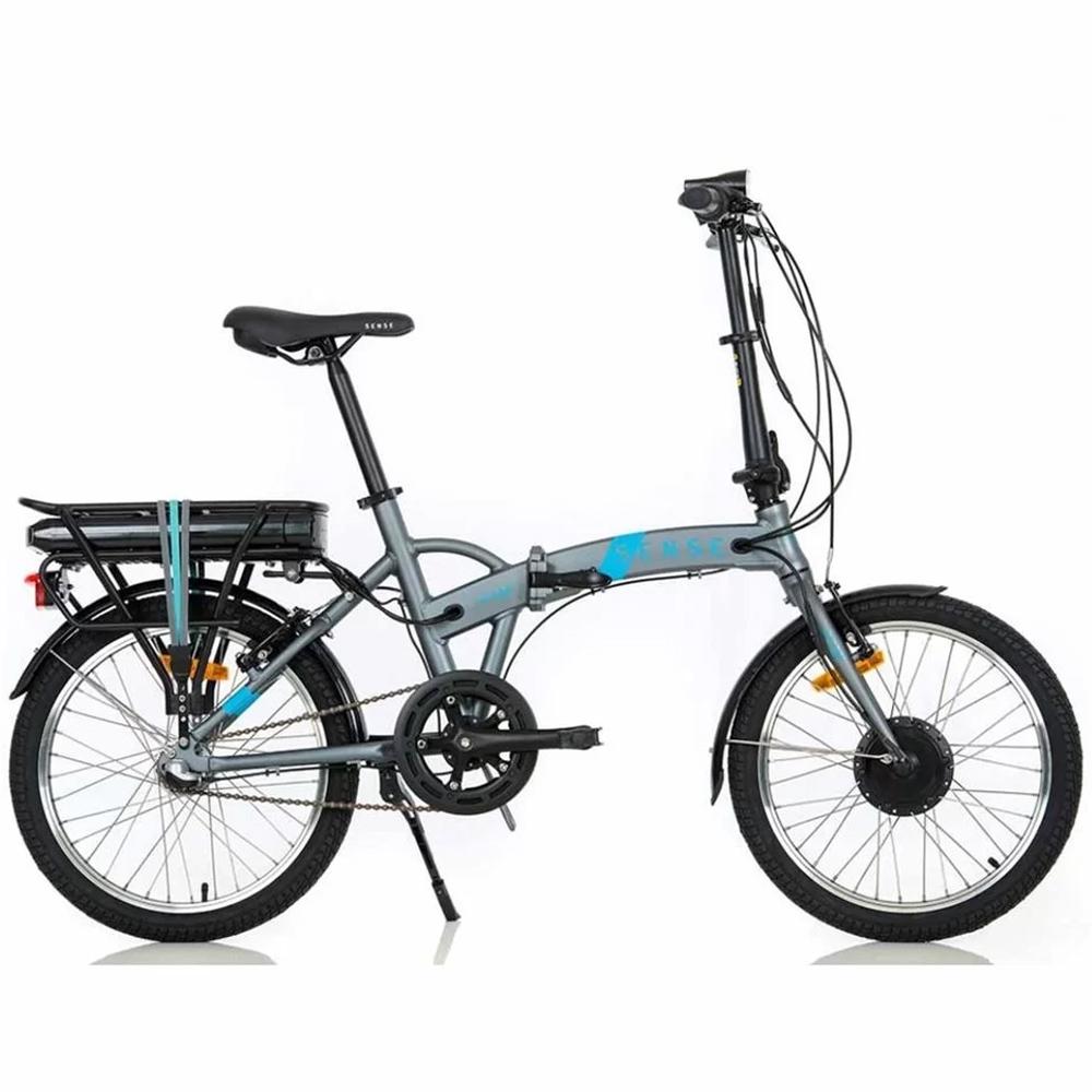 Bicicleta Elétrica Sense Easy 2020 Dobrável - Anuncio da cliente Raphaela