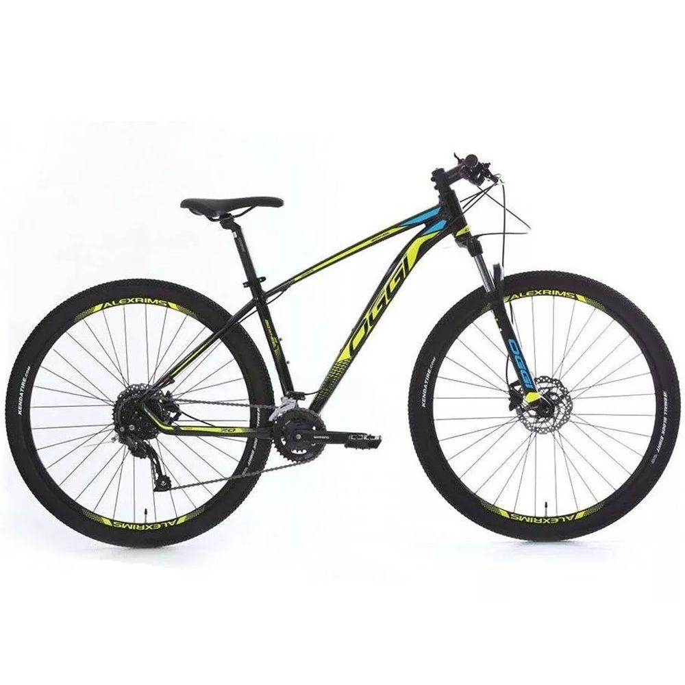 Bicicleta Oggi 7.0 2020 Shimano Altus 18 Velocidades